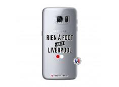Coque Samsung Galaxy S7 Rien A Foot Allez Liverpool