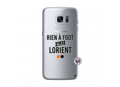 Coque Samsung Galaxy S7 Rien A Foot Allez Lorient