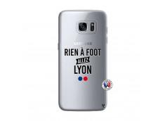 Coque Samsung Galaxy S7 Rien A Foot Allez Lyon