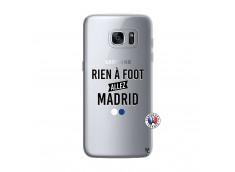 Coque Samsung Galaxy S7 Rien A Foot Allez Madrid