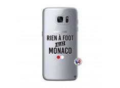 Coque Samsung Galaxy S7 Rien A Foot Allez Monaco