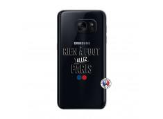 Coque Samsung Galaxy S7 Rien A Foot Allez Paris