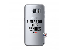 Coque Samsung Galaxy S7 Rien A Foot Allez Rennes
