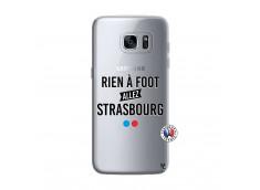 Coque Samsung Galaxy S7 Rien A Foot Allez Strasbourg