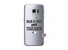 Coque Samsung Galaxy S7 Rien A Foot Allez Toulouse