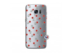 Coque Samsung Galaxy S7 Rose Pattern