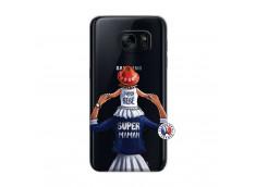 Coque Samsung Galaxy S7 Super Maman Et Super Bébé