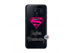 Coque Samsung Galaxy S7 Super Maman
