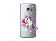 Coque Samsung Galaxy S7 Sweet Baby Licorne