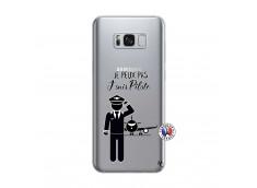 Coque Samsung Galaxy S8 Plus Je peux pas j'suis pilote