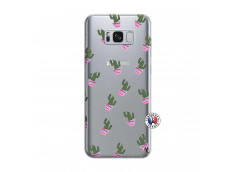 Coque Samsung Galaxy S8 Plus Cactus Pattern