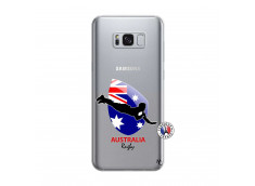 Coque Samsung Galaxy S8 Plus Coupe du Monde Rugby-Australia