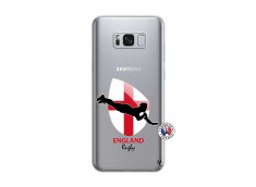 Coque Samsung Galaxy S8 Plus Coupe du Monde Rugby-England