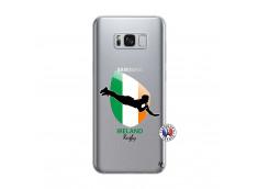 Coque Samsung Galaxy S8 Plus Coupe du Monde Rugby-Ireland