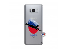 Coque Samsung Galaxy S8 Plus Coupe du Monde Rugby-Samoa