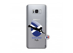 Coque Samsung Galaxy S8 Plus Coupe du Monde Rugby-Scotland