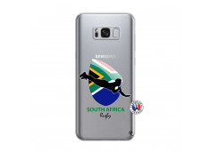 Coque Samsung Galaxy S8 Plus Coupe du Monde Rugby-South Africa