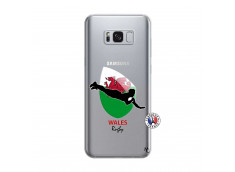 Coque Samsung Galaxy S8 Plus Coupe du Monde Rugby-Walles