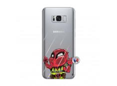 Coque Samsung Galaxy S8 Plus Dead Gilet Jaune Impact