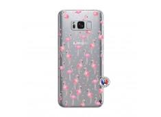 Coque Samsung Galaxy S8 Plus Flamingo