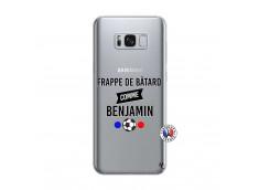 Coque Samsung Galaxy S8 Plus Frappe De Batard Comme Benjamin