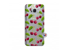 Coque Samsung Galaxy S8 Plus oh ma Cherry