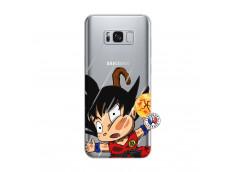 Coque Samsung Galaxy S8 Plus Goku Impact