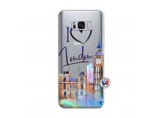 Coque Samsung Galaxy S8 Plus I Love London