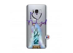 Coque Samsung Galaxy S8 Plus I Love New York