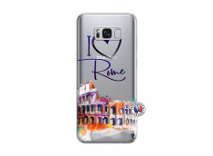 Coque Samsung Galaxy S8 Plus I Love Rome
