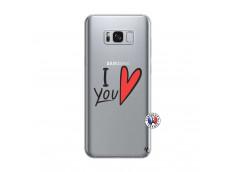 Coque Samsung Galaxy S8 Plus I Love You