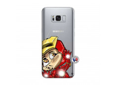Coque Samsung Galaxy S8 Plus Iron Impact
