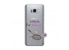Coque Samsung Galaxy S8 Plus Je Peux Pas J Ai Badminton