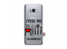 Coque Samsung Galaxy S8 Plus Je Peux Pas J Ai Barbecue