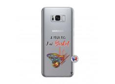 Coque Samsung Galaxy S8 Plus Je Peux Pas J Ai Basket
