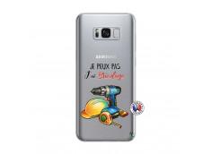 Coque Samsung Galaxy S8 Plus Je Peux Pas J Ai Bricolage