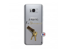 Coque Samsung Galaxy S8 Plus Je peux pas j'ai déménagement