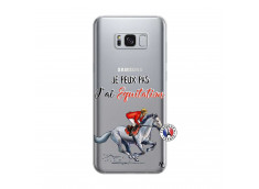 Coque Samsung Galaxy S8 Plus Je Peux Pas J Ai Equitation