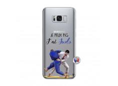 Coque Samsung Galaxy S8 Plus Je peux pas j'ai Judo