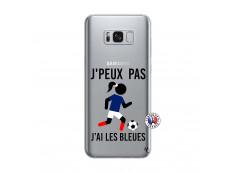 Coque Samsung Galaxy S8 Plus Je Peux Pas J Ai Les Bleues