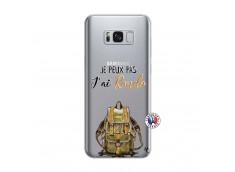 Coque Samsung Galaxy S8 Plus Je Peux Pas J Ai Rando