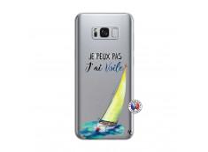 Coque Samsung Galaxy S8 Plus Je Peux Pas J Ai Voile