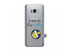 Coque Samsung Galaxy S8 Plus Je Peux Pas J Ai Volley