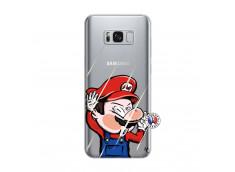 Coque Samsung Galaxy S8 Plus Mario Impact