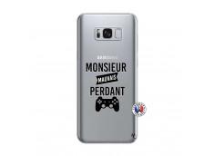 Coque Samsung Galaxy S8 Plus Monsieur Mauvais Perdant