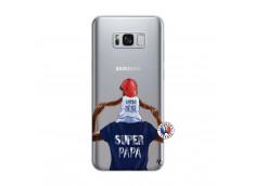 Coque Samsung Galaxy S8 Plus Papa Super Heros