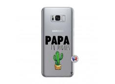 Coque Samsung Galaxy S8 Plus Papa Tu Piques