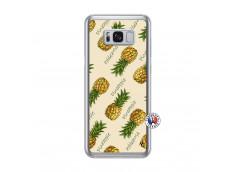 Coque Samsung Galaxy S8 Plus Sorbet Ananas Translu
