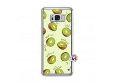 Coque Samsung Galaxy S8 Plus Sorbet Kiwi Translu