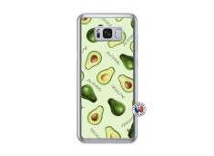 Coque Samsung Galaxy S8 Plus Sorbet Avocat Translu